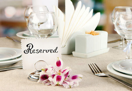 Fine Dining POS Online Table Reservation - MyHotelLine
