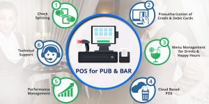 POS for Pub & Bar - MHL